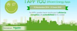 Cinco apps sobre eficiencia energética en las Smart Cities, ganadoras del Efficient Energy Appathon