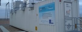El proyecto Almacena de REE almacenó el equivalente al consumo de 100.000 hogares durante más de 5 horas