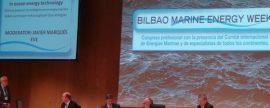 """Se celebra en Bilbao el Congreso de energías marinas """"Bilbao Marine Energy Week (BMEW)"""""""