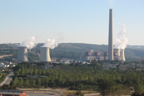generación eléctrica con carbón