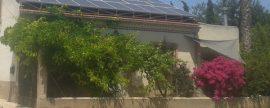 Una vivienda autosuficiente ahorraría unos 240.000 euros durante la vida útil de sus paneles solares