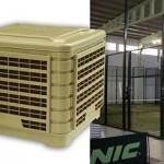 Un nuevo sistema ecológico, los enfriadores evaporativos de MET MANN, la mejor opción en climatización