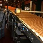 La empresa de galletas Gullón pretende conseguir que sus fábricas sean cero contaminantes