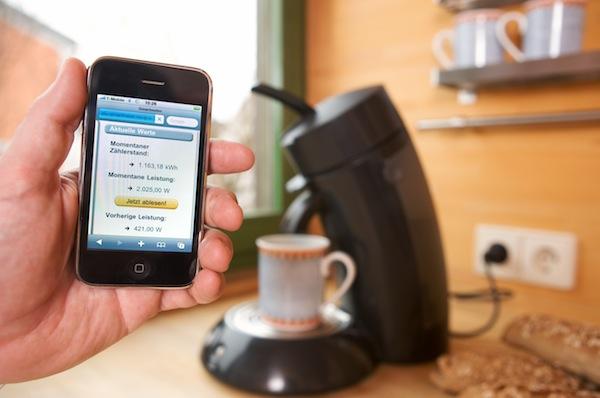 Smart Metering macht den Verbrauch von Haushaltsger‰ten transparent.