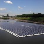 Paneles fotovoltaicos flotantes, el último grito en tecnología solar