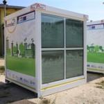 Un nuevo sistema de ventanas permiten ahorrar energía, y calentar o refrigerar el edificio