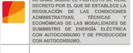 Todo a punto para aprobarse el polémico Real Decreto de Autoconsumo con el 'impuesto al sol'