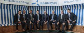Arranca Husum Wind, la mayor feria eólica de Alemania, para dar paso a la WindEnergy Hamburgo