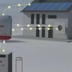 Fronius Energy Package almacena y gestiona la energía producida para la máxima autosuficiencia