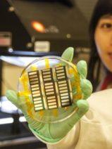 Las células solares con perovskita alcanzan ya más de un 20% en eficiencia