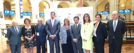 Las energéticas Iberdrola y Repsol, galardonadas con el premio de Buen Gobierno y Accionariado