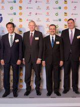 Las diez petroleras más grandes del mundo se comprometen en la lucha contra el cambio climático