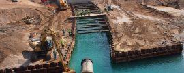 Comienza a funcionar una de las mayores desaladoras de Europa, Campo de Dalías, en Almería