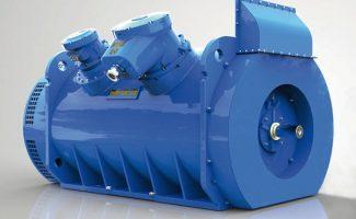 Los motores antideflagrantes W22X, con una carcasa más grande, consigue eficiencias del 97,4%