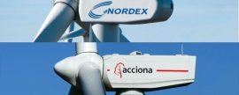 Los pedidos a Nordex crecen un 33,6% tras adquirir AWP