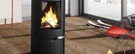 ¿Te imaginas una estufa que después de horas apagada siga dando calor? Ahorro y confort de la mano