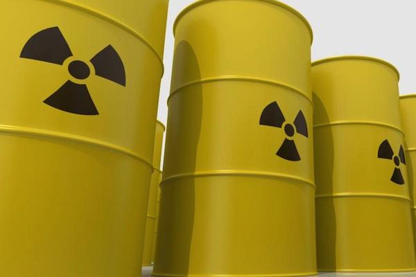 Almacenamiento de residuos nucleares.