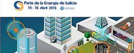 La Feria de la Energía de Galicia cambia su fecha, de noviembre se pospone hasta abril de 2016