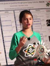 Una joven de 15 años descubre cómo producir energía utilizando las corrientes del océano