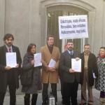 Plataformas ciudadanas y sector renovable recurren ante el Supremo el decreto de autoconsumo