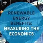 Duplicar la cuota actual de renovables en 2030 aumentaría el PIB mundial entre el 0,6% y el 1,1%