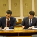 Pacto PSOE y C's: auditoría de costes, modificar el autoconsumo, cerrar las nucleares y moratoria al fracking