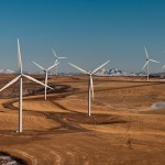 El viento arrasa el mix eléctrico de Estados Unidos