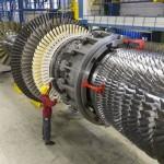 Las turbinas de gas de clase H de Siemens consiguen una eficiencia mayor del 60% en las centrales eléctricas