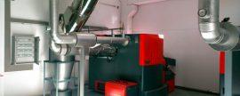 Dos calderas de biomasa de 500 kW para secar 4.500 kilos de algas al día