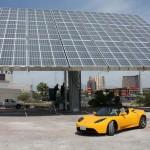 El vehículo eléctrico impulsa la progresión renovable en el mix energético