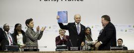 55 multinacionales piden cumplir París y eliminar los subsidios a los combustibles fósiles