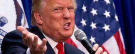 Trump eliminará las restricciones actuales al desarrollo de los fósiles en EEUU