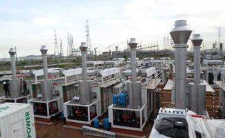 Rolls Royce suministra 36 generadores de gas a una planta de producción eléctrica en Ghana
