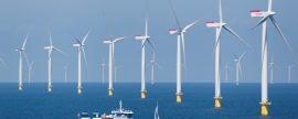 102 aerogeneradores offshore de Siemens para el proyecto East Anglia