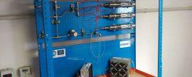 Electrólisis limpia para la acuicultura con energía solar y eólica