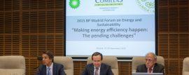 La transición energética se debate en el Foro BP