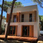 Primera vivienda Passivhaus a pie de playa en Cataluña