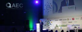 CLH, UNESA, Gamesa y Repsol celebran con la AEC el Día Mundial de la Calidad