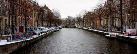 Amsterdam quiere ser una ciudad libre de gas natural en 2050