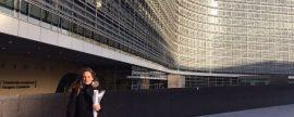 Laura Garau estará al frente de la nueva oficina de ANPIER en Bruselas