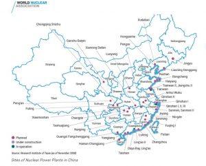 Nuclear en China