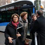 Madrid ya tiene su primer autobús eléctrico de tamaño estándar