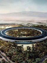 Apple Campus 2 tendrá una de las instalaciones solares corporativas más grandes del mundo