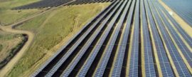 En marcha la primera gran planta fotovoltaica conectada de Colombia