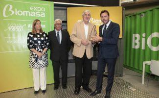 Abierta la convocatoria pública del Premio a la Innovación de Expobiomasa