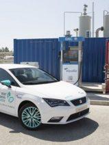SEAT y Aqualia producen un nuevo biocombustible de la conversión de aguas residuales