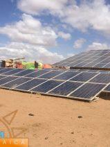 Contenedores solares para combatir la pobreza en Etiopía