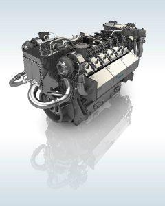 nuevo motor de gas E-Series