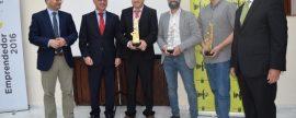 El Grupo CLH y el Instituto de Fomento de la Región de Murcia entregan los Premios al Emprendedor del año