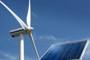 Las renovables